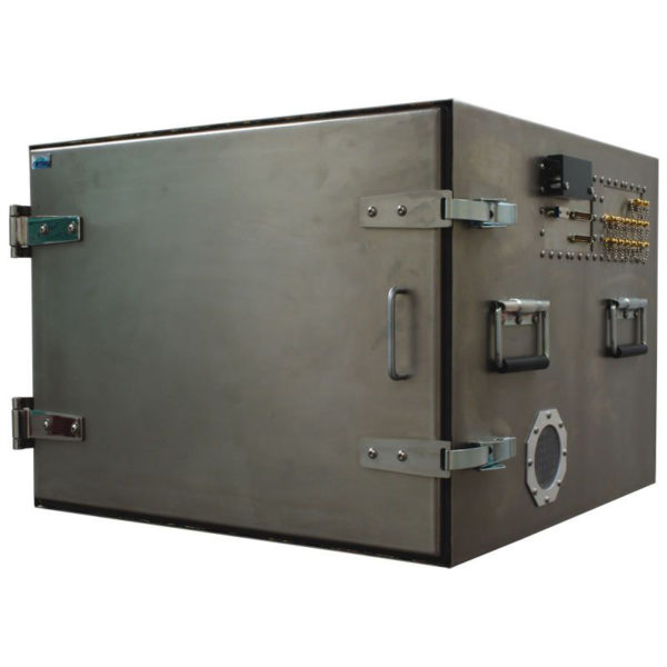 Ramsey STE-5000 Shielded Enclosure Front Closed