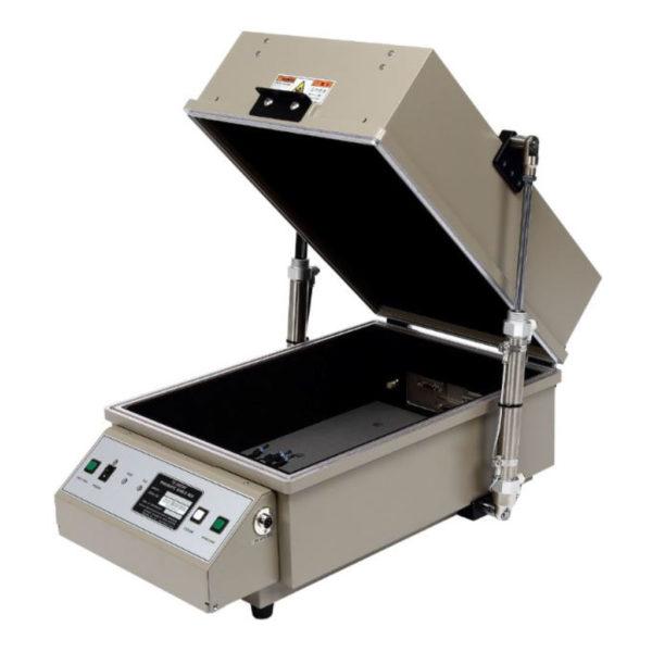 Tescom TC-5922BP Pneumatic Shield Box Open Front