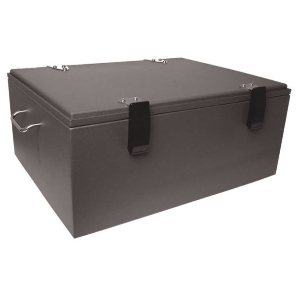 Ramsey STE-3500 RF Shielded Test Enclosure Front Closed